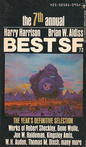 Harry Harrison & Brian W. Aldiss - The 7th Annual Best SF 73 (Berkley 1974)