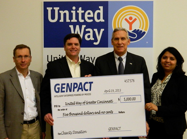 genpact mission See what employees say it's like to work at genpact salaries, reviews, and more  - all posted by employees working at genpact.