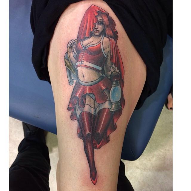 16+ [ Hood Tattoos Designs ]