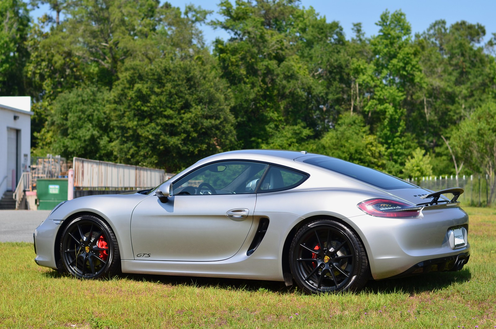 Dealer Inventory New 2016 Cayman Gts Manual Gt Silver On