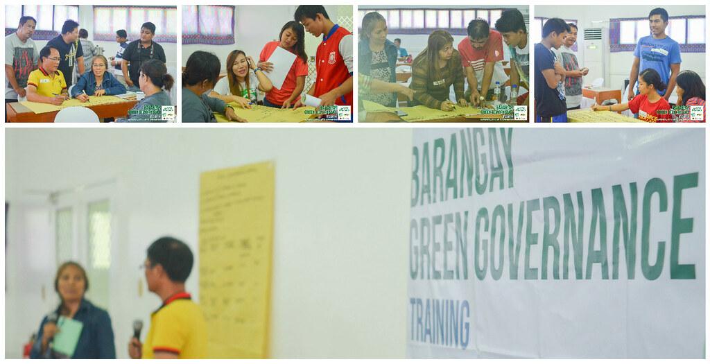 Aksyon Kalikasan | Barangay Green Governance - Writeshop