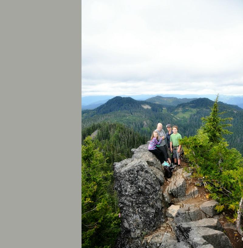 Triangulation Peak Hike 9 @ Mt. Hope Chronicles