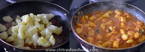 Aloo bhaji recipe