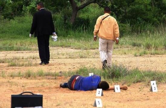 Joven es encontrado muerto en la cancha de un colegio en San Félix, Doña Bárbara