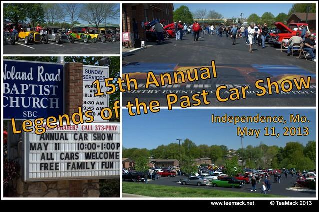 Noland Road Baptist Church Car Show