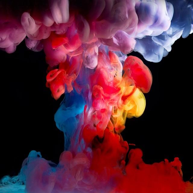 #wie #heftig #das #aussieht #bunter #rauch *_* | David ...