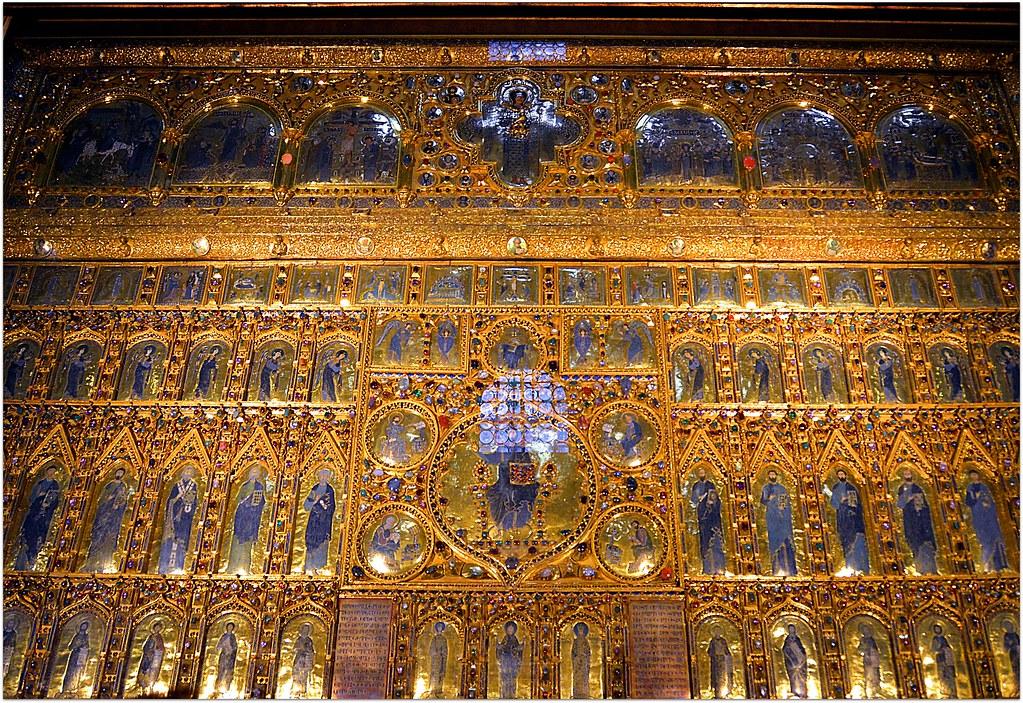 Le retable d 39 or ou pala d 39 oro est la pi ce d 39 ornementati for Pala de oro