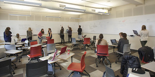 active learning classroom
