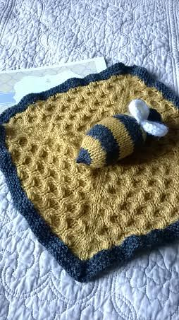 bumblebee lovey