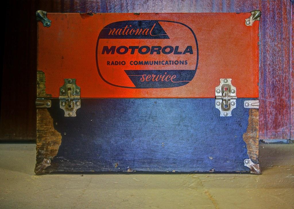 Motorola Logo Red Motorola Logo Hawthorne Ordnance Museum