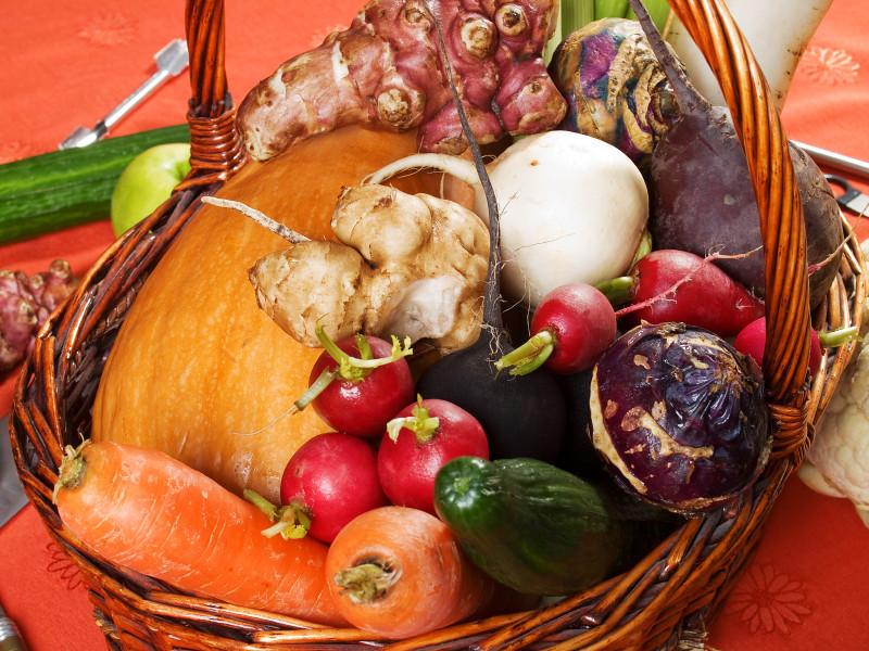 Tuber Tuber Vegetables