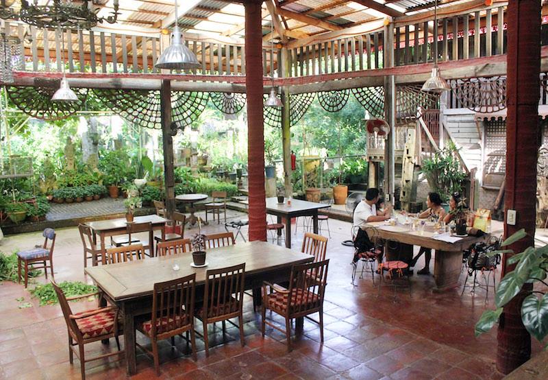 Cafe Colonial Restaurant Menu