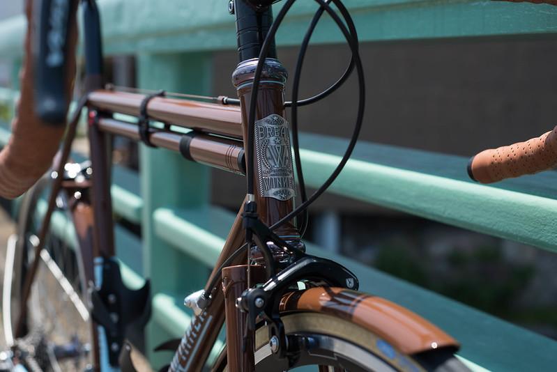 "BreadWinnerCycles ""Continental"" Show Bike of NAHBS2016"