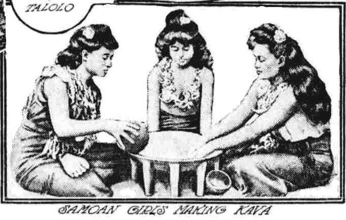 Traditional Kava Culture