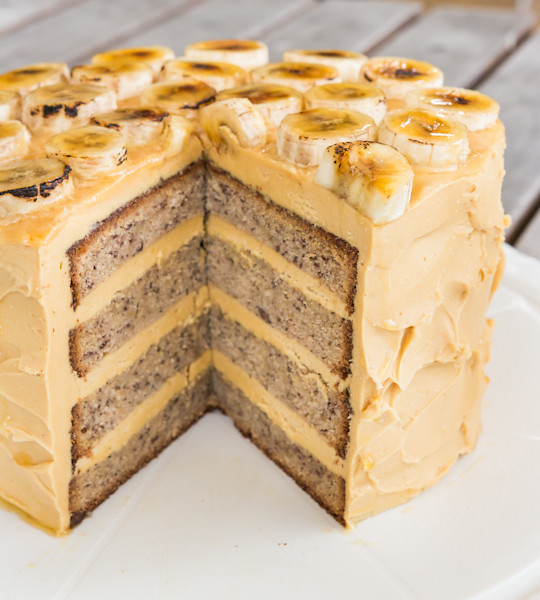 Salted Caramel Icing Recipe For Cake