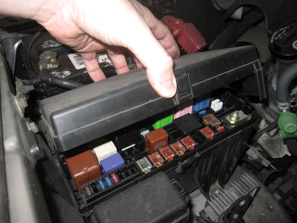toyota runner fuse box guide    find  fuses