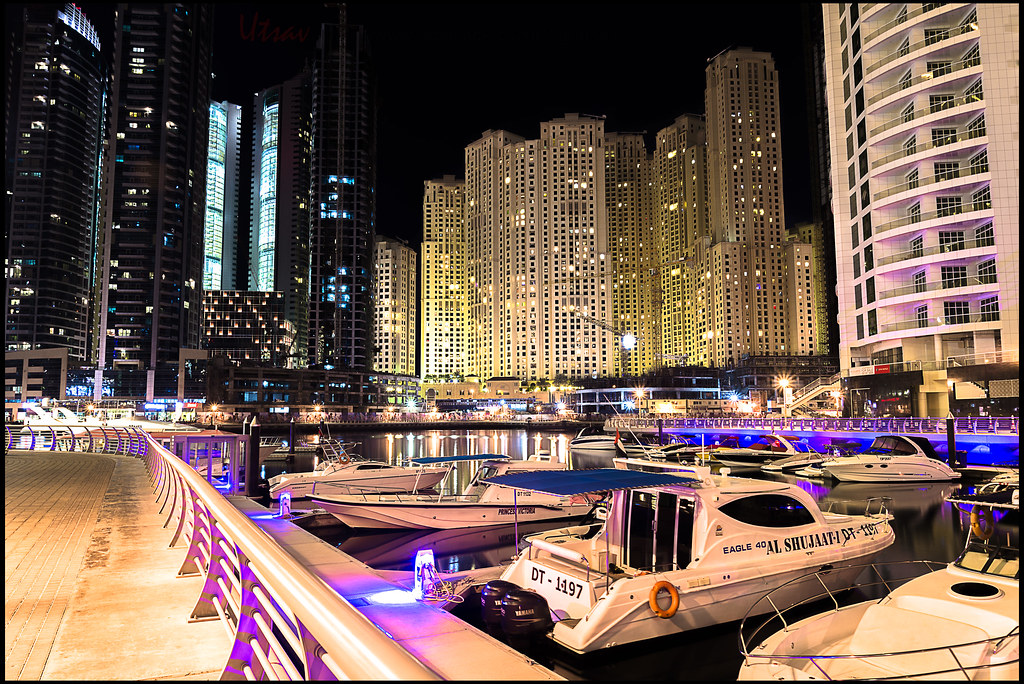Dubai Marina Restaurants And Bars