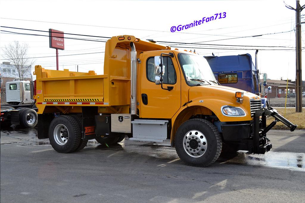 2014 Freightliner M2 106 Plow Truck 1 Trucks Buses