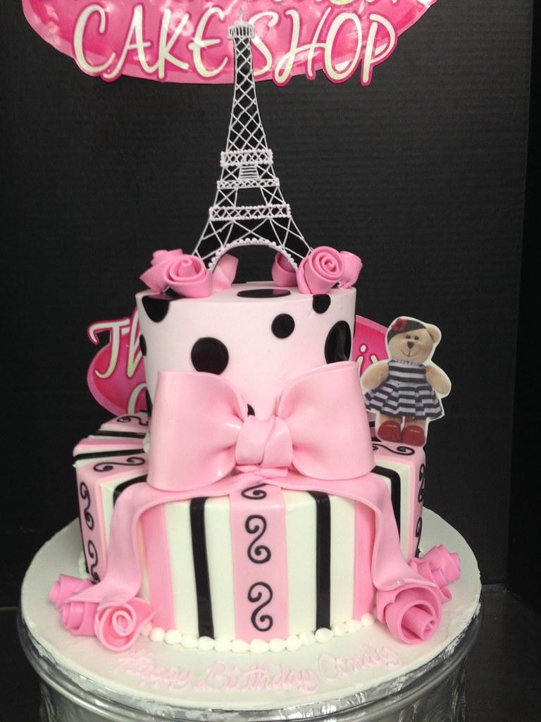 Buy Birthday Cakes Paris