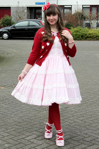 Lolitas in Red - Six