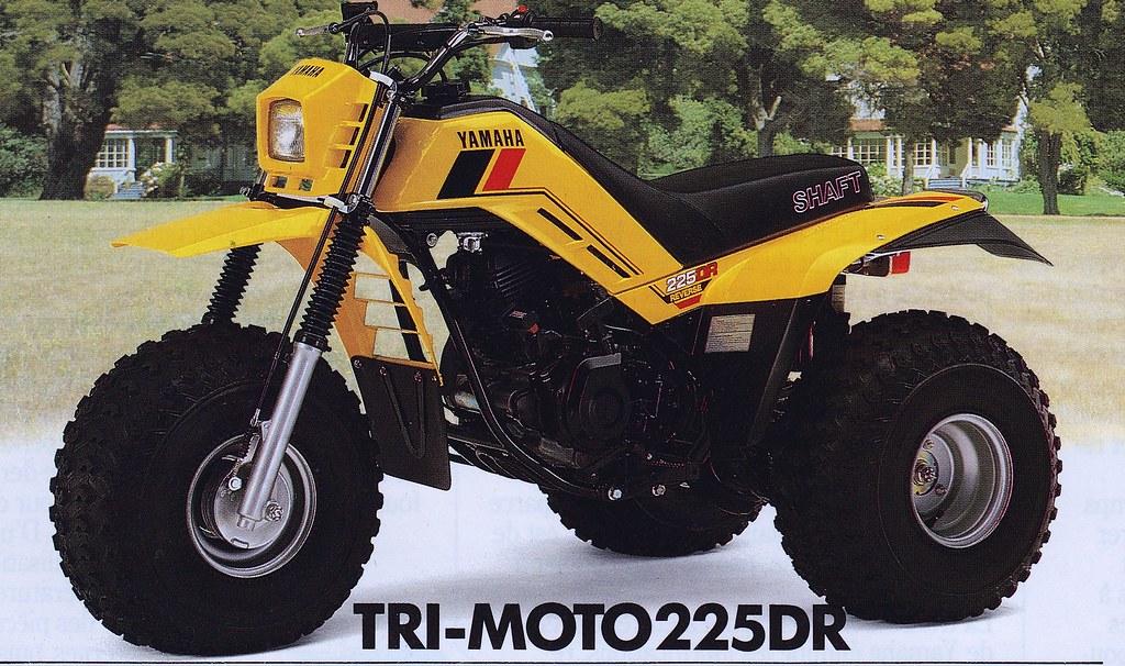 Yamaha Tri Moto