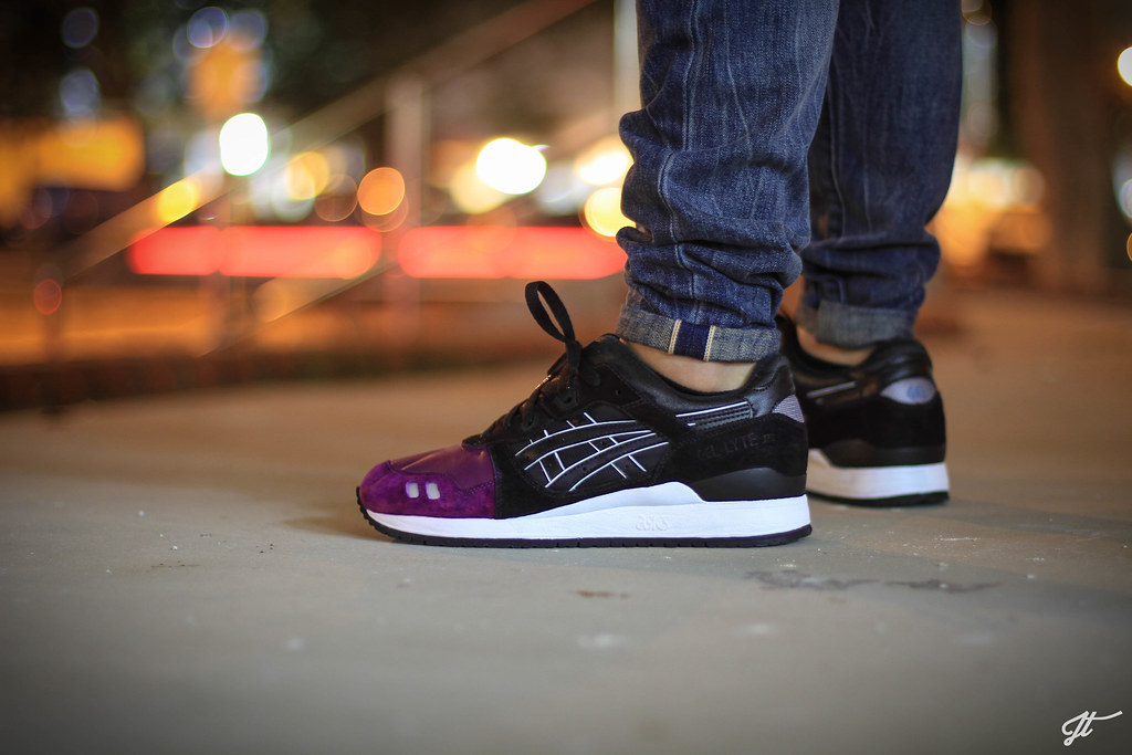 asics gel lyte 3 custom