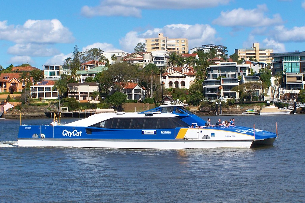 CityCat Mianjin, Brisbane