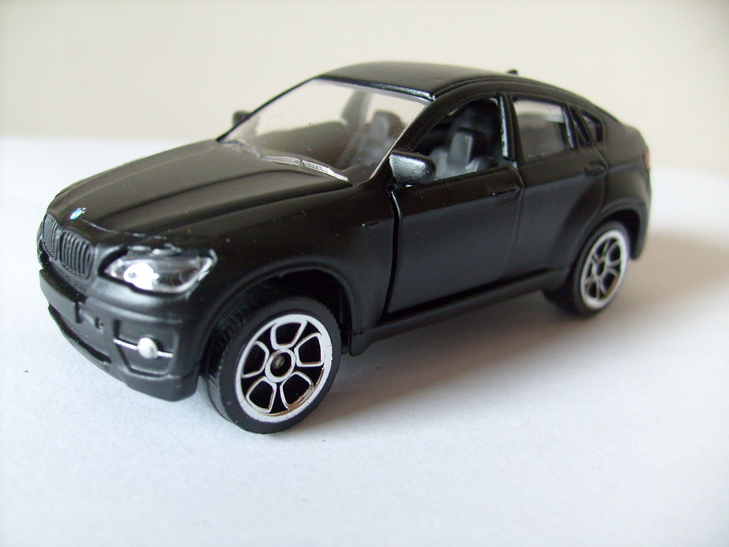 Majorette Bmw X6 1 64 Matt Black Majorette Bmw X6 Model
