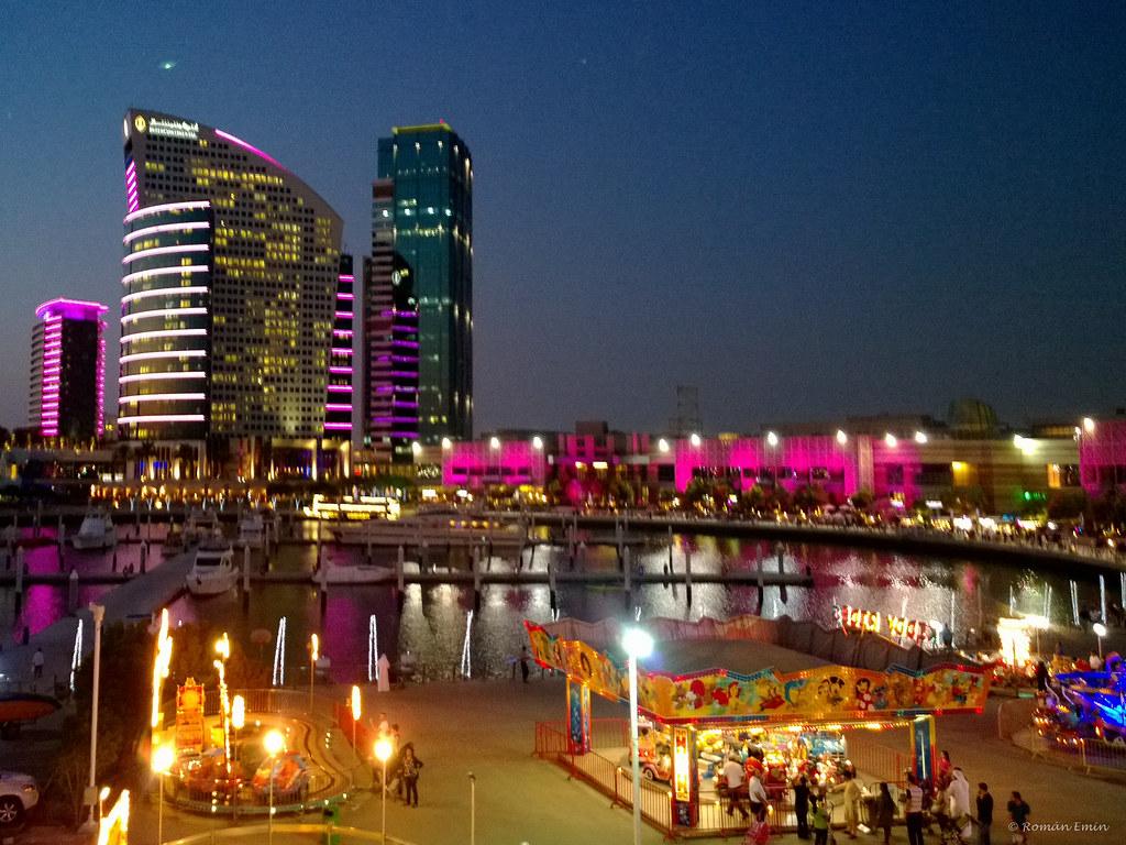 Festival City Dubai Dubai Festival City Mall