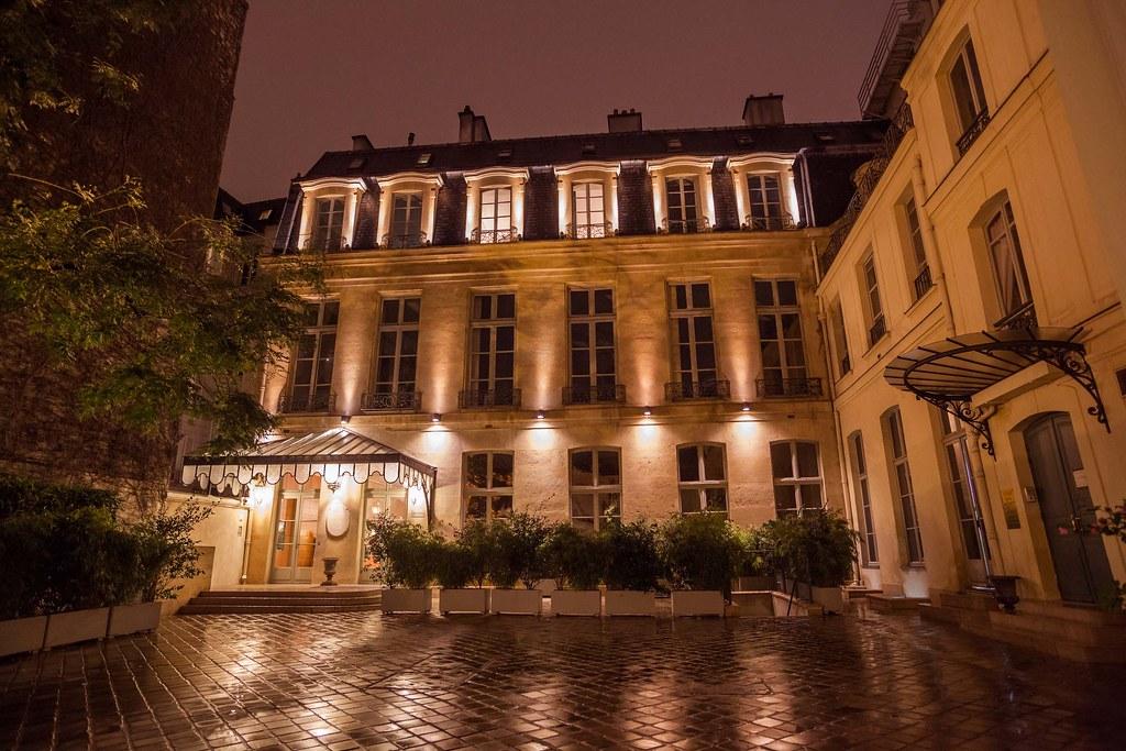 La maison des polytechniciens paris lieu traditionnel po flickr - Cultiver des champignons de paris a la maison ...