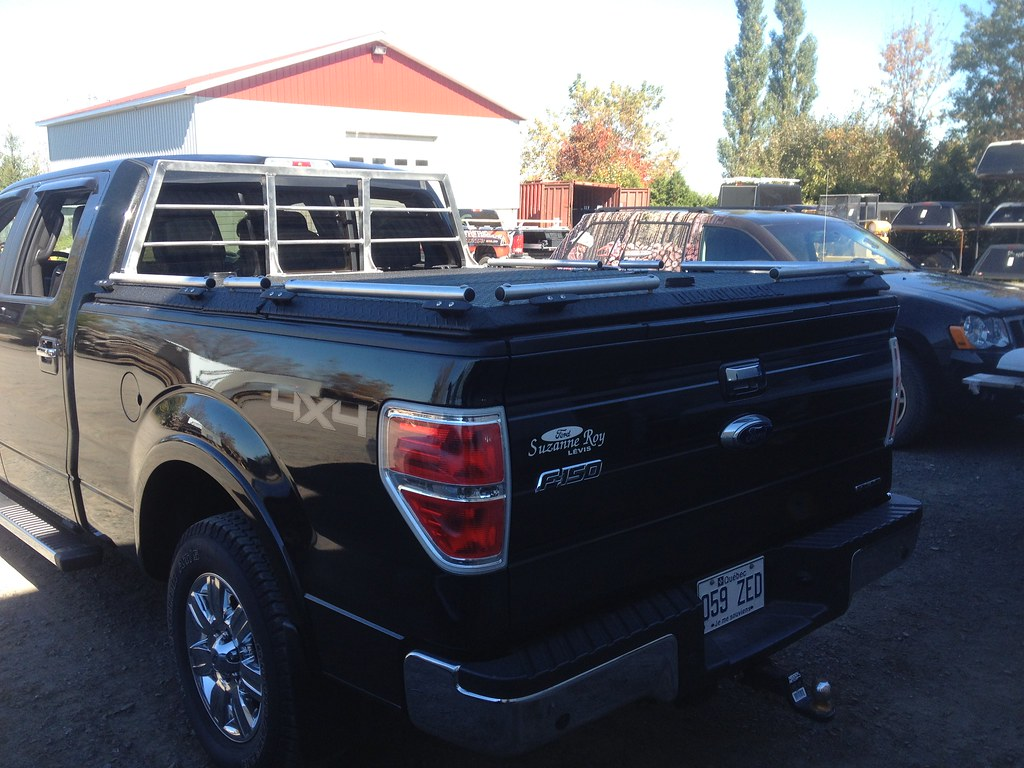 Custom Truck Bed Modification Sf Bay Area