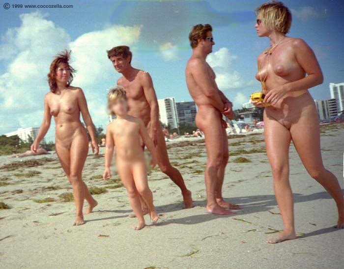 Miami Gay Nude Beach