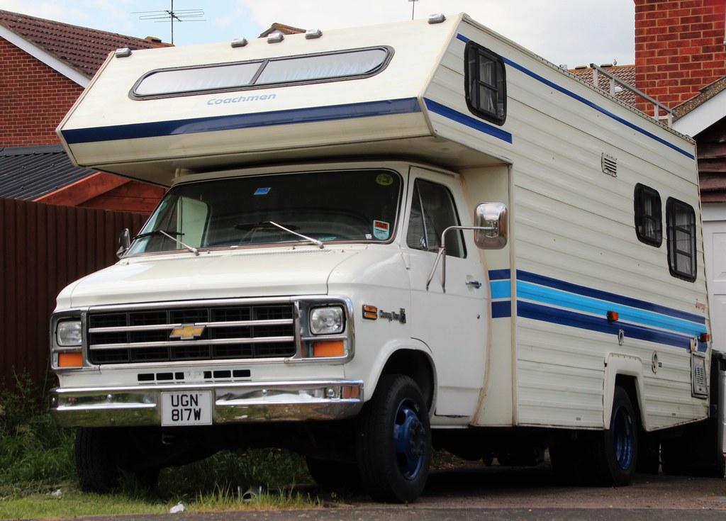 1979 Chevy Camper Van – HD Wallpapers