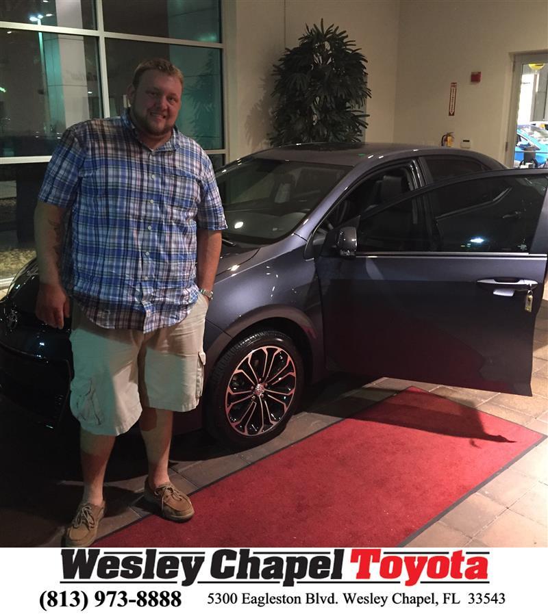 Wesley Chapel Toyota Customer Reviews Testimonials: Wesley Chapel Toyota Customer Review