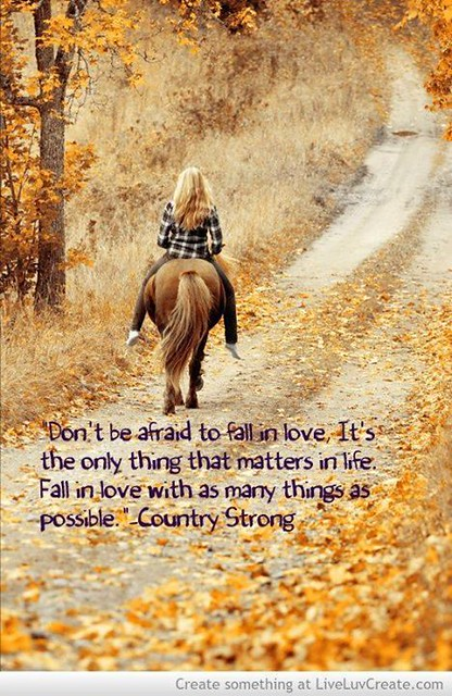Quotes About Country Life Sayings about country life - HONEY