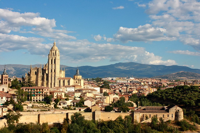 Daytrips from Madrid, Spain
