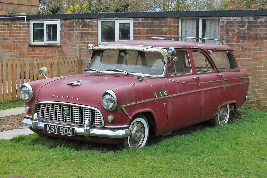 ford consul car images. Black Bedroom Furniture Sets. Home Design Ideas