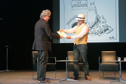 Peter Sparring och Fredrik Strömberg.