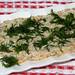 Cevizli Yoğurtlu Kabak Ezmesi(Smashed Zucchini with yoghurt and walnut)