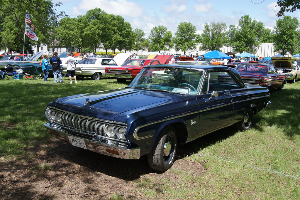 64 Plymouth Belvedere ...