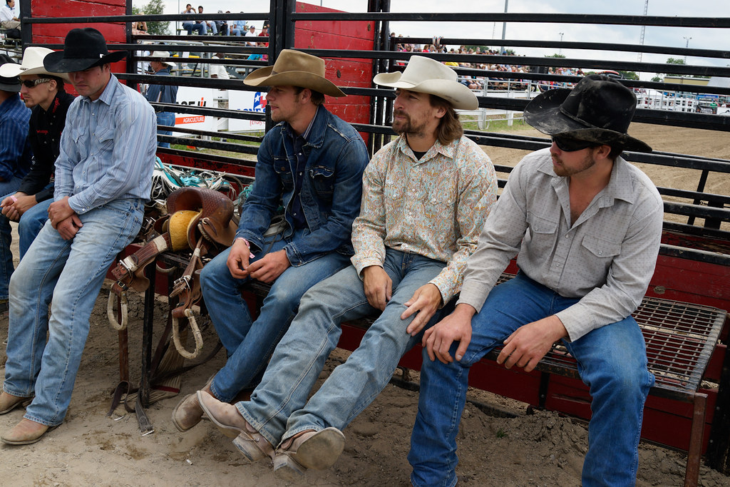 Rodeo Cowboys Exeter Ram Rodeo Tyler Foster Markus