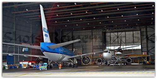 Schiphol Oost Hangar at Schiphol-oost