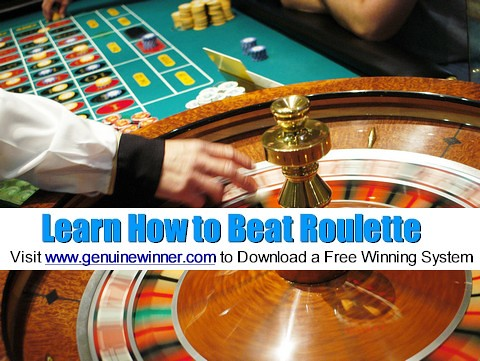 New roulette system 2018
