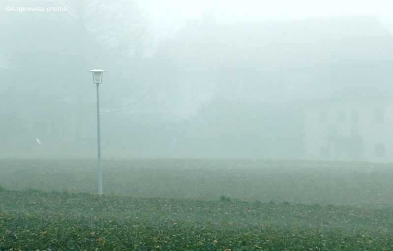 Misty Day in Solothurn