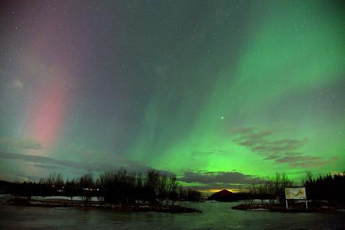 Aurora Borealis D15922