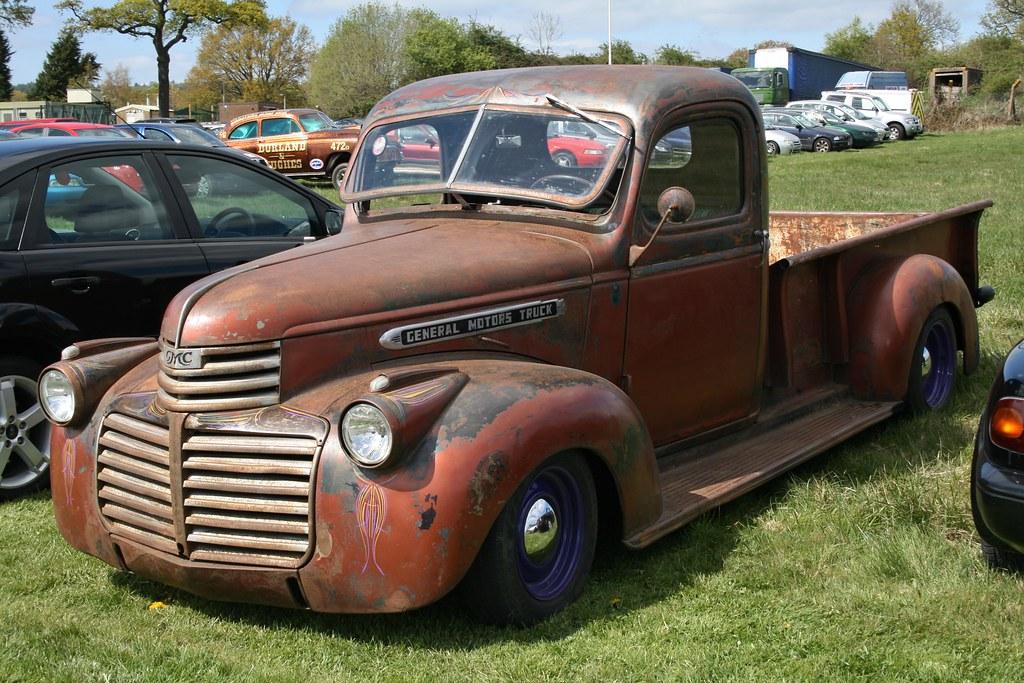1940s GMC pickup   davocano   Flickr