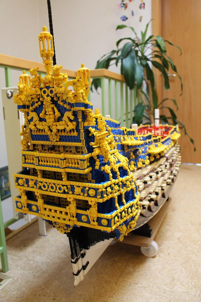 Le Soleil Royal | Beitrag LEGO® Schiffbau-Wettbewerb ...