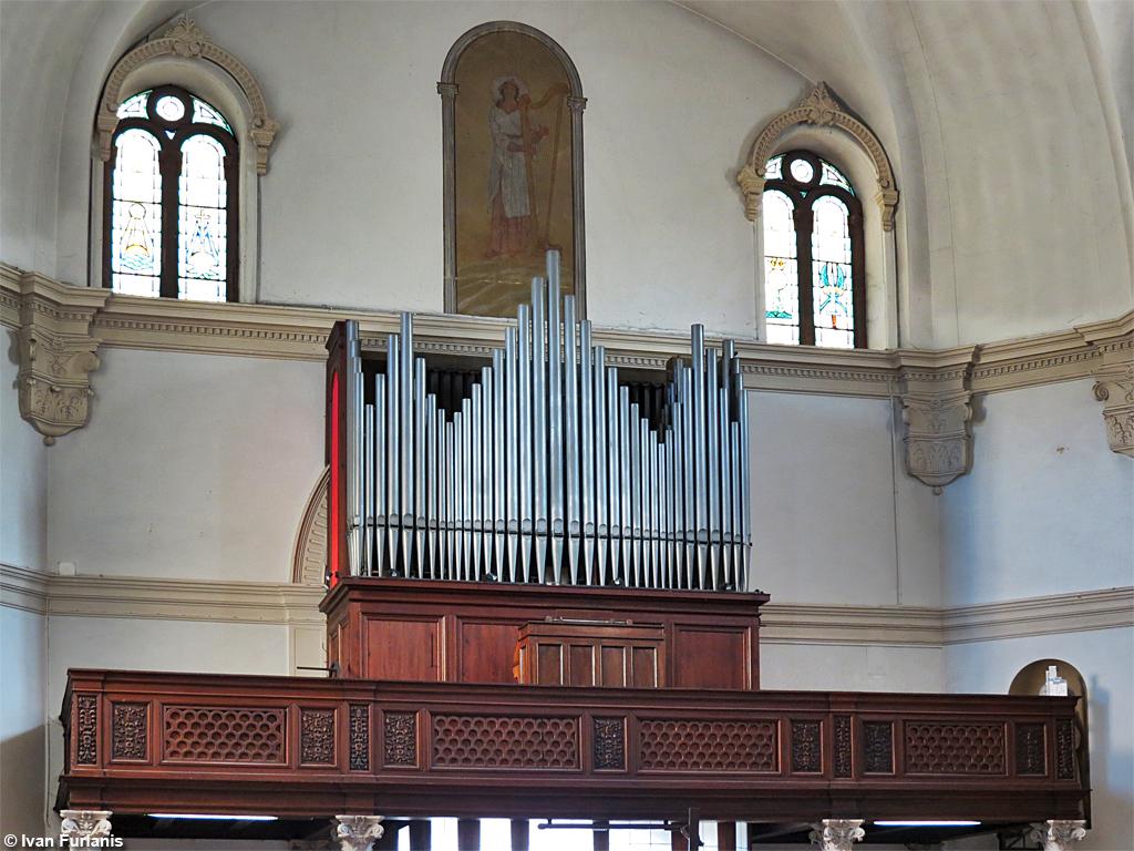 Organo Mascioni (op. 300)