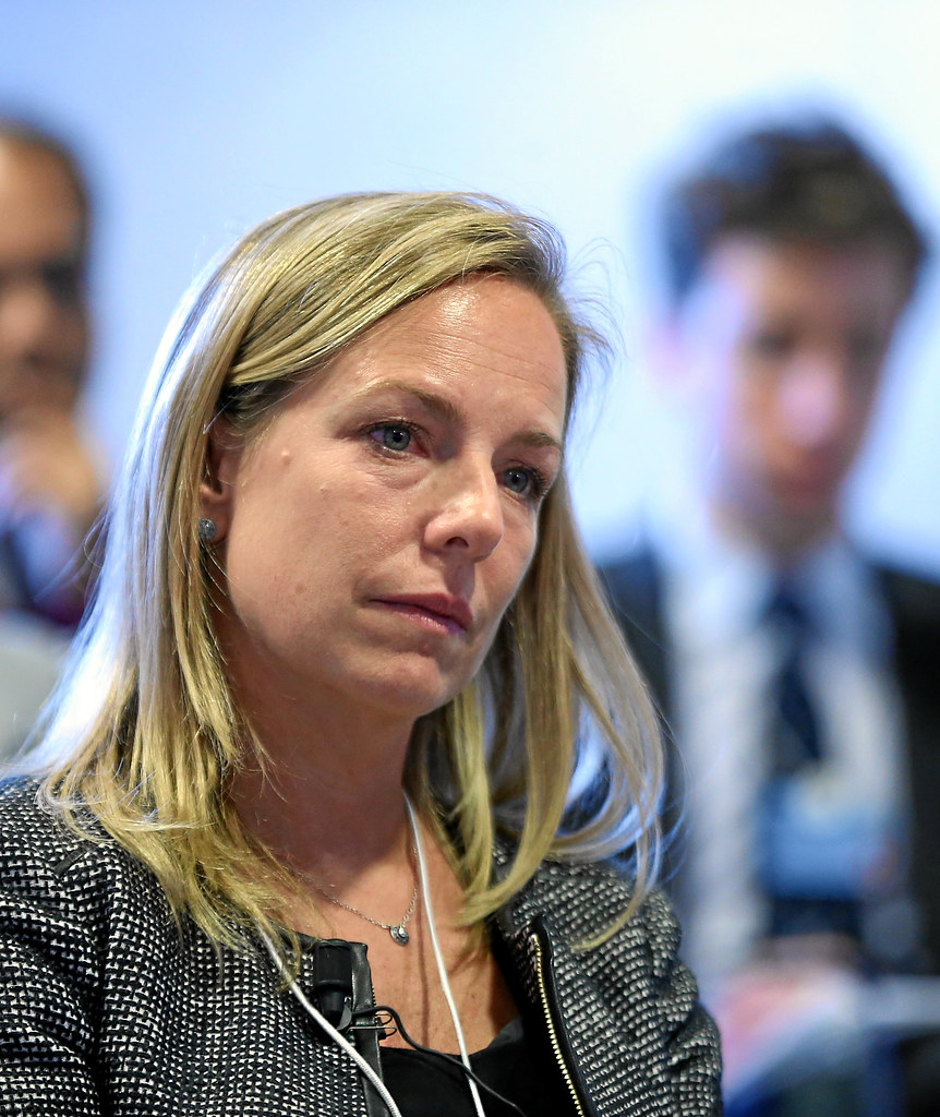 Davos Insights on Crisis and Cooperation: Kirstjen Nielsen… | Flickr
