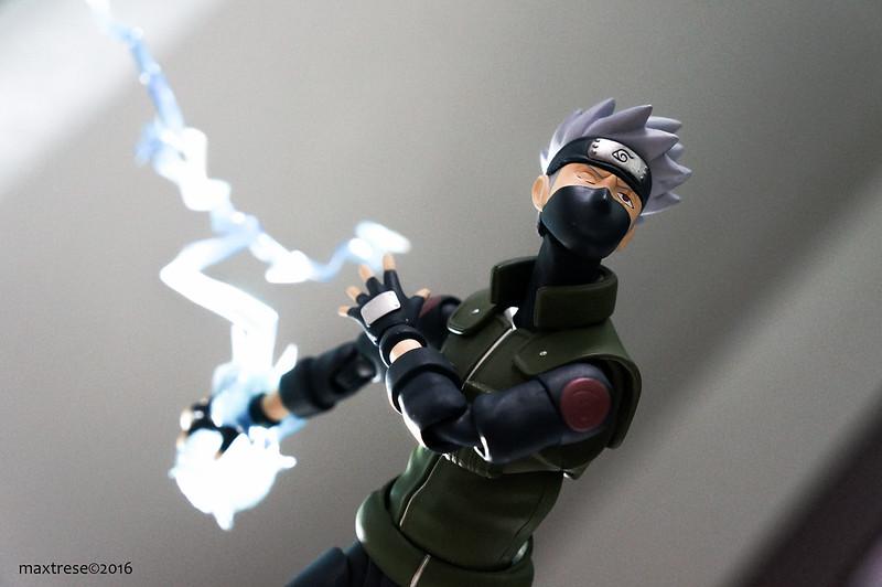 SHF Kakashi Hatake of Naruto Shippuden